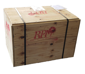 Picture of a shipping crate